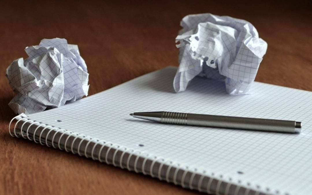 Goûter du mercredi – Atelier d'initiation à l'écriture
