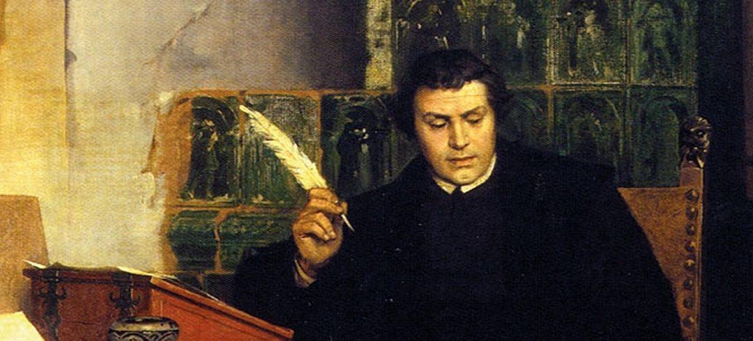 Martin Luther face à l'épidémie de peste