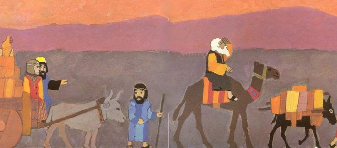 Abraham, la joie de trouver son chemin